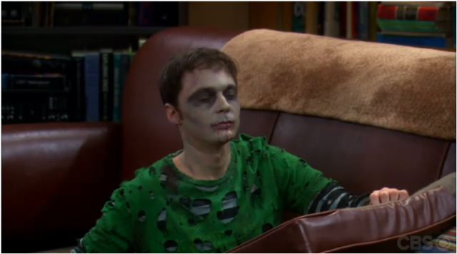 sheldon cooper haircut big theory zombies televisionary big theory 4713