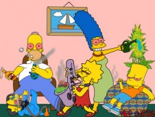 simpsons-smoking-weed