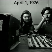 steve jobs wozniak 1976