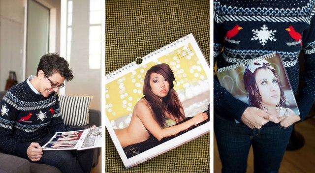 2012 Lesbian Calendar, Robin Roemer