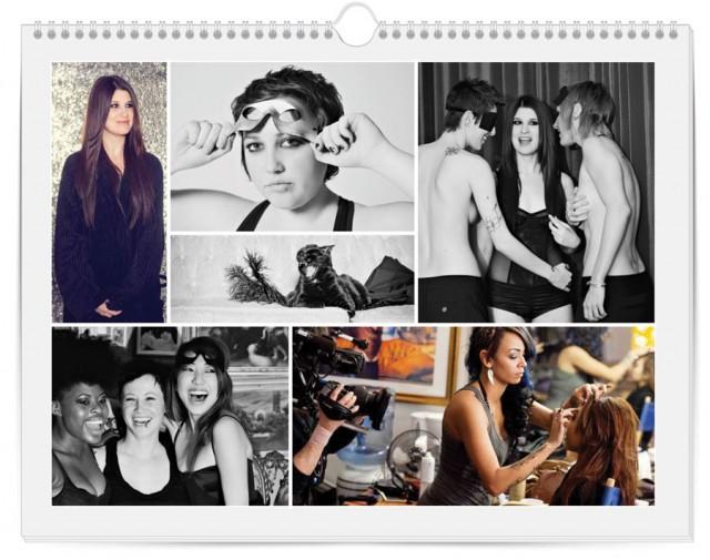Autostraddle 2012 Calendar