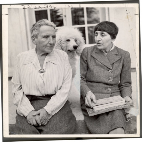 gertrude stein and alice b toklas relationship problems