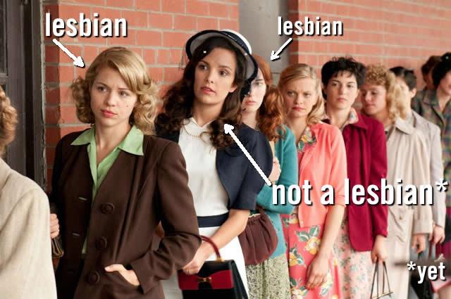 Canadian lesbians
