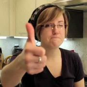 My Drunk Kitchen 202: Hannah Hart Cooks Vegan, Is After Your Heart ...