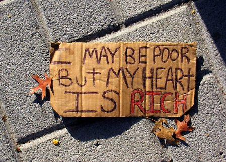 poor but heart