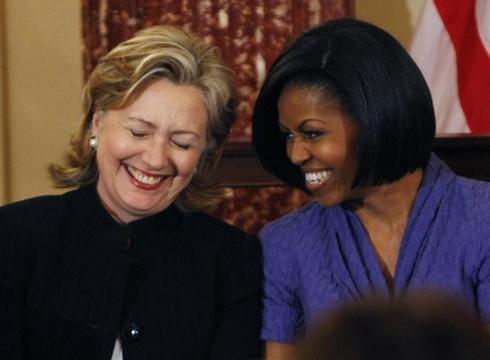 Happy President's Day! 50 Pictures Of First Ladies Being Awesome