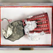 Estella 2011, intaglio & paper sculpture