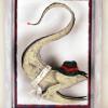 Heathcliff 2011, intaglio & paper sculpture