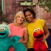 Michelle Obama and Jill Biden