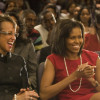 Michelle Obama at Howard University