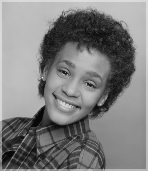 young whitney h... Young Whitney Houston