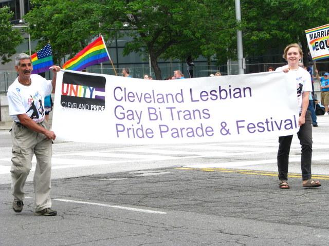 Lesbian cleveland ohio