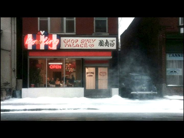 """A Christmas Story""'s Chinese Restaurant Scene via http://sweetsour.yolasite.com/"