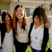 """From the queer Asian American webseries, """"That's What She Said."""" Courtesy of Allison Santos, http://www.allisantos.net/"""