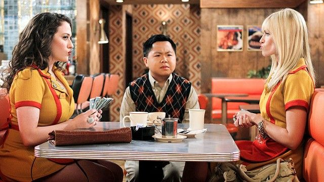 "Han Lee from ""2 Broke Girls"" via http://www.grantland.com/"