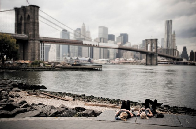 brooklyn bridge girls