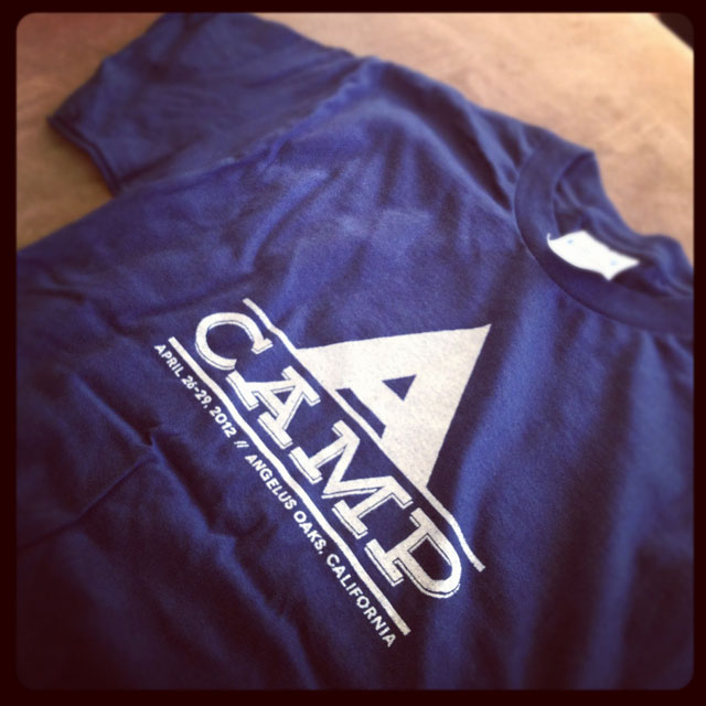 Autostraddle A-Camp shirt