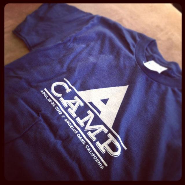 Autostraddle A-Camp shirt