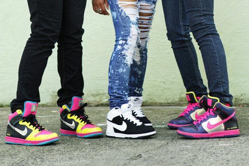 Sneakers homosexual sex