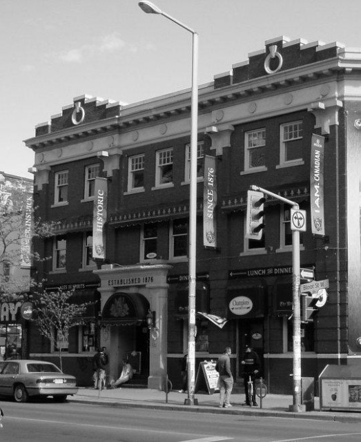Gay archives toronto