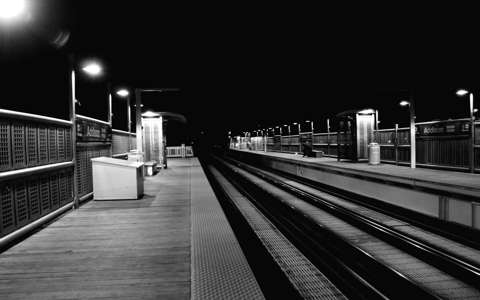 night subway station autostraddle