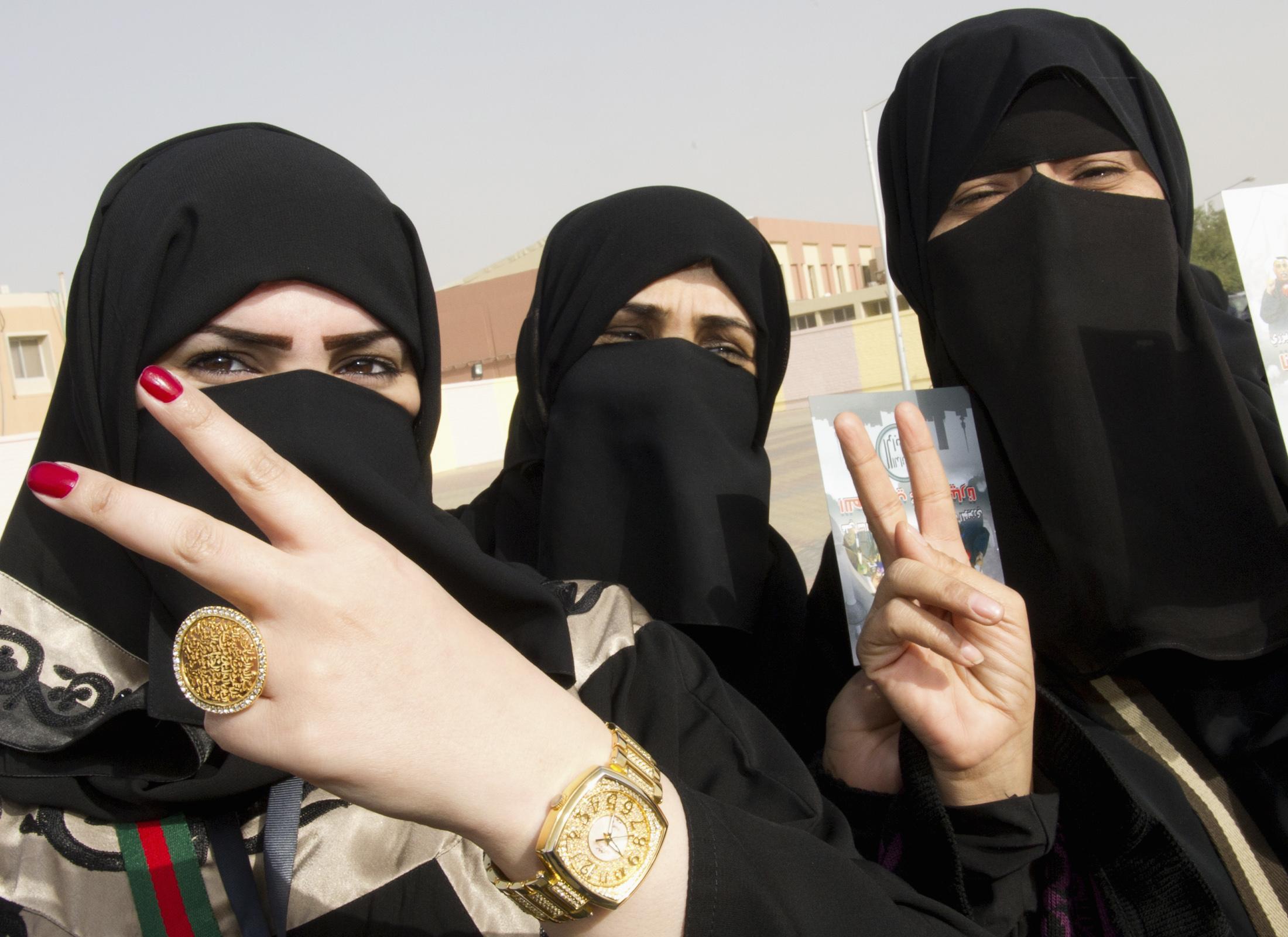Lesbianism in saudi arabia