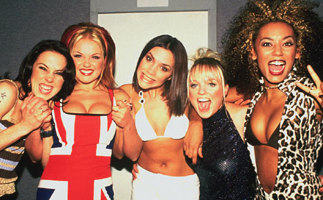 Spice-Girls-Set-To-Reunite