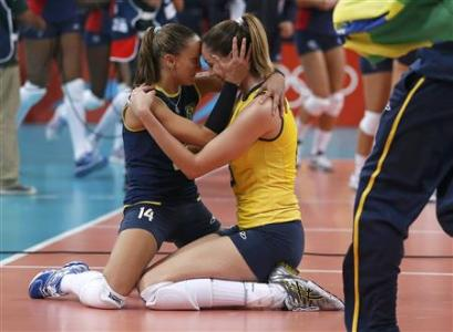 Volleyball Lesbian 84