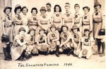 The Rockford Peaches. Women were amazing athletes before Title IX (naturally), but now they're legally protected from discrimination. via bloglovin.com