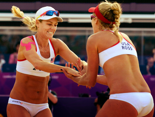 lesbian-volleyball