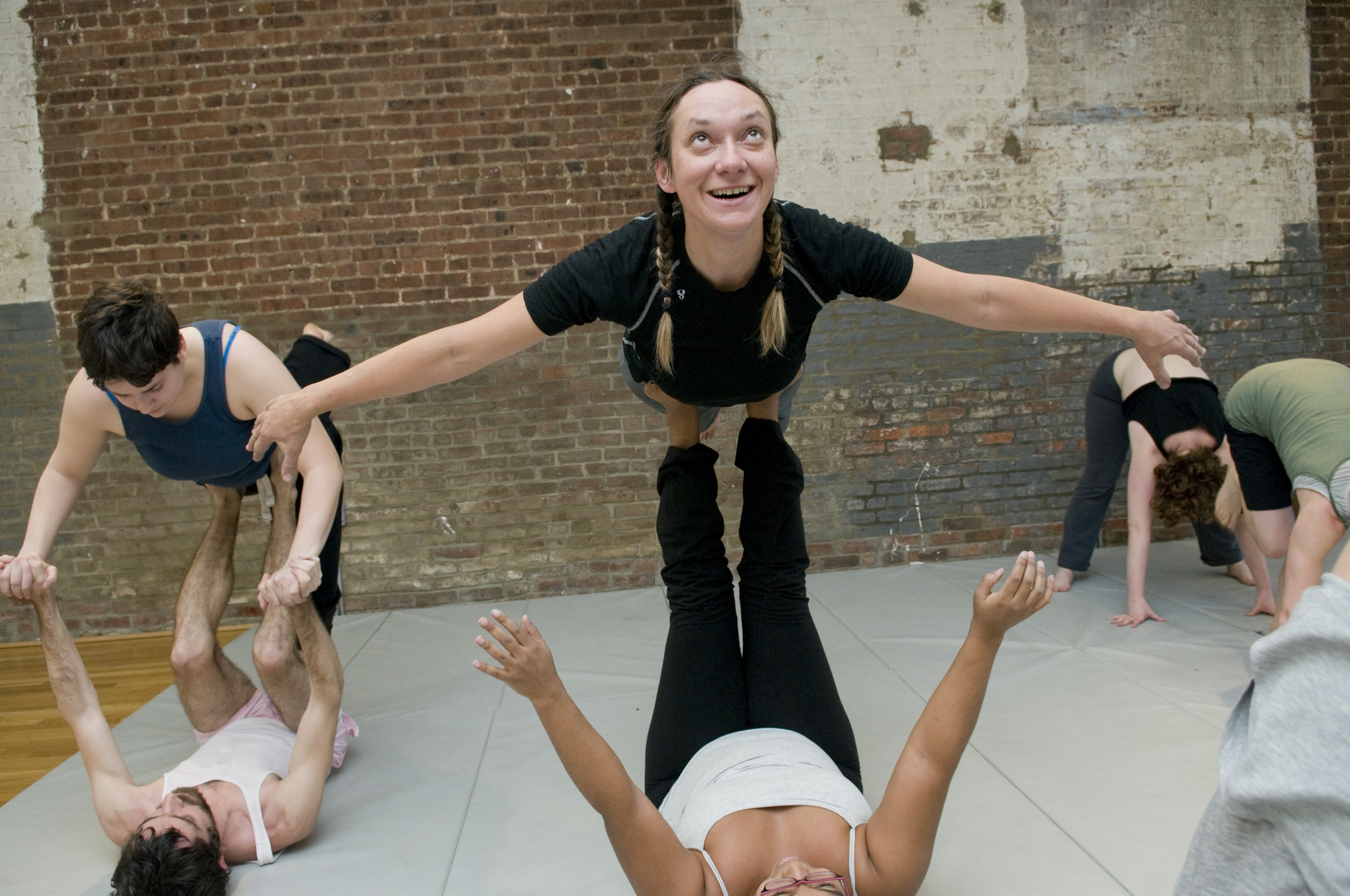 Holding People Up How An All-Female Acrobat Troupe Saved -1516