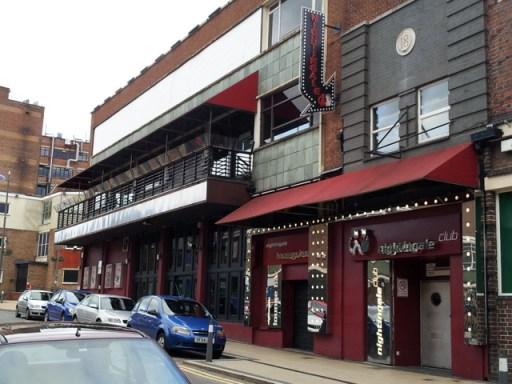 Lesbian clubs in birmingham