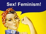 rosie-the-riveter sex feminism