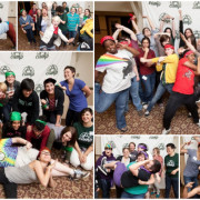 rainbow wars photobooth