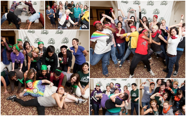 rainbow wars photobooth