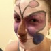 Halloween Face Painting 101: The Six Step Butterfly