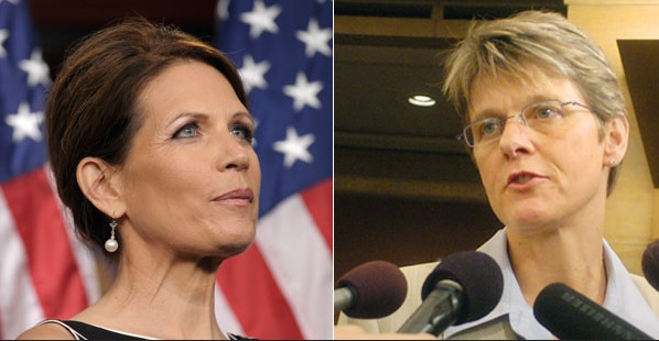 Crazy things michele bachmann has said about gays