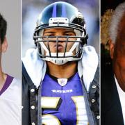 L-R: Chris Kluwe, Brendon Ayanbadejo and Emmet C. Burns, Jr. via Deadspin