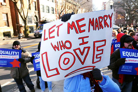 Research Paper On Gay Marriage