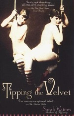 """Cover art of Sarah Waters' """"Tipping the Velvet"""""""
