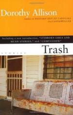 "A cover of Dorothy Allison's ""Trash"""