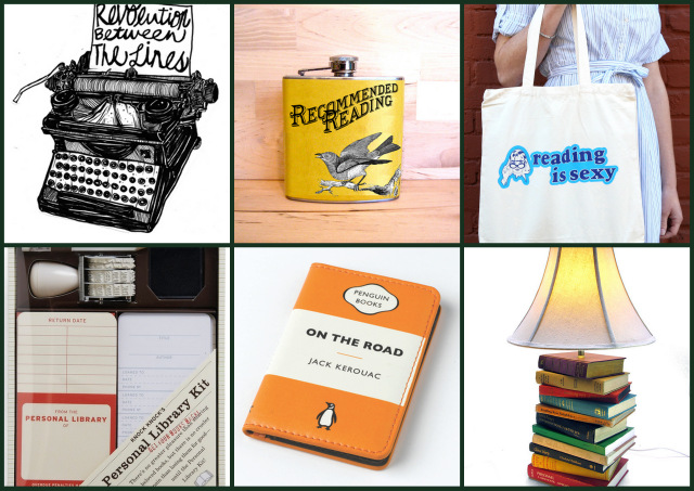 Holigay Gift Guide: 59 Awesome Gifts For Book-Lovers (Besides Books)