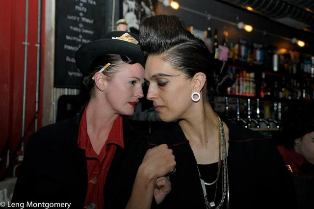 Glass bar lesbian london