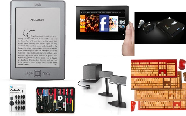 geeky gift guide hardware