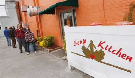 Volunteer In Raleigh Nc Thanksgiving Soup Kitchen