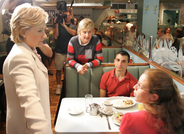 Hillary Rodham Clinton, Ellen DeGeneres