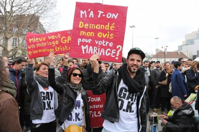 Did you ask if marry Via Pierre Goyard