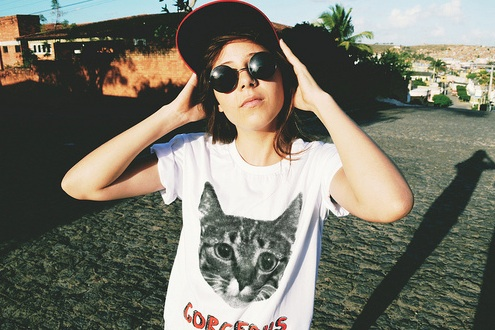 cat shirt 1