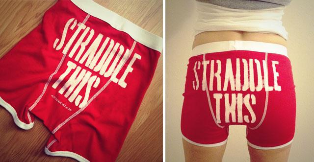 Straddle This Autostraddle underwear