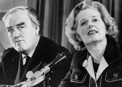Whitelaw and and Thatcher